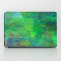 emerald iPad Cases featuring Emerald  by Christy Leigh