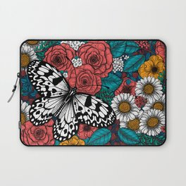 Paper kite garden Laptop Sleeve