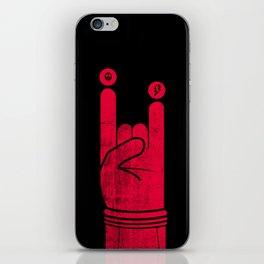 Rock U! iPhone Skin