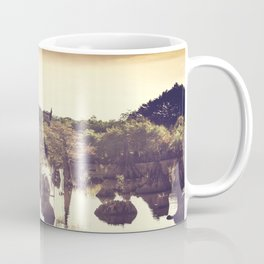 Dead Lakes With A Vintage Twist  Coffee Mug