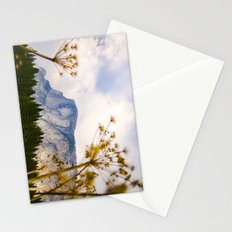 Yosemite National Park - Half Dome Mountain Stationery Cards