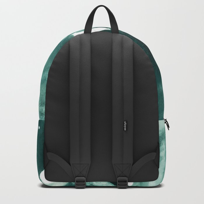 inkblot marble 4 Backpack