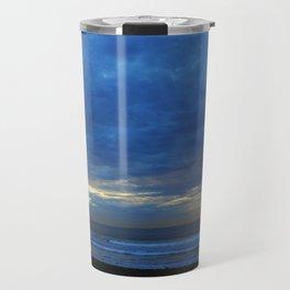 Sunset Blues Travel Mug
