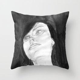 Balto/ebaya/burqa Throw Pillow