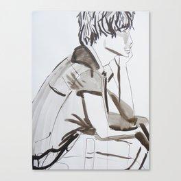 Surfer Boy 2 Canvas Print