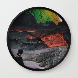 Yuko Wall Clock