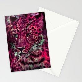 Jaguar 025 Stationery Cards
