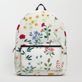 Spring Botanicals Backpack