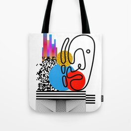 Citty Issues Tote Bag