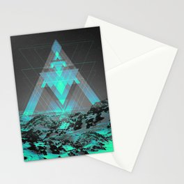 Neither Real Nor Imaginary II Stationery Cards
