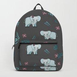 Elephant parade Backpack