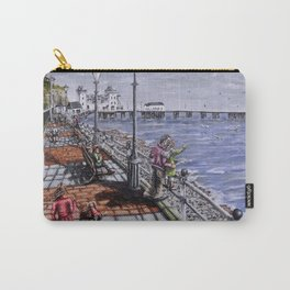 Penarth Seafront Carry-All Pouch