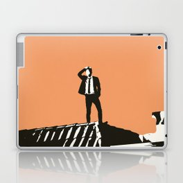 Dream Sequence Orange Laptop & iPad Skin
