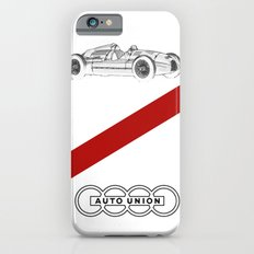 RennSport Speed Series: The Four Rings iPhone 6s Slim Case