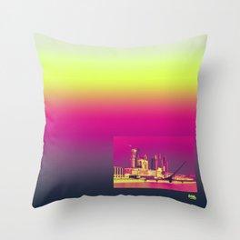 Ignite Throw Pillow