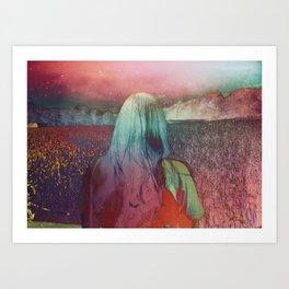 Isobel Art Print