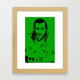 You Are My King Of Larsson Kings Framed Art Print