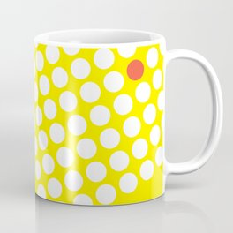 L'Atelier Bambi: Orange spot II Coffee Mug
