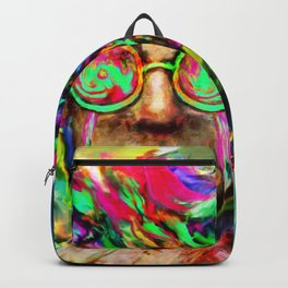 in your eyes Backpack