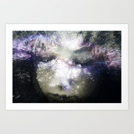Lucid Dream #1 Art Print