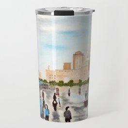 Reflections of Shanghai Travel Mug