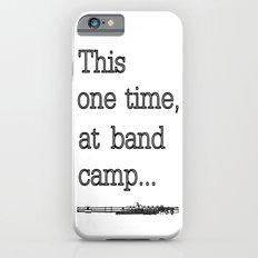Band camp... iPhone 6s Slim Case