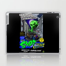 The Snot That Ate Port Harry poster Laptop & iPad Skin