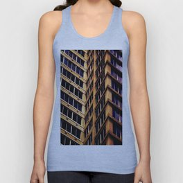 Day 29:  Learning to Zig-Zag Unisex Tank Top