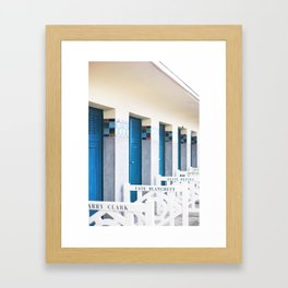 183. Cate Blanchett, France Framed Art Print
