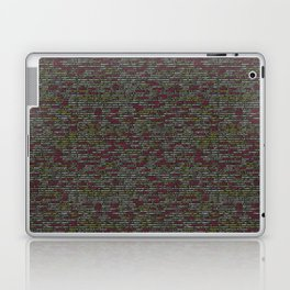 Developer's Terminal Pattern Laptop & iPad Skin