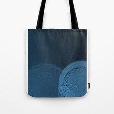 Dark Night Blues Tote Bag