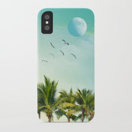 003 - A new Moon iPhone Case