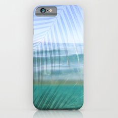 Palms over water  iPhone 6s Slim Case