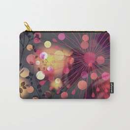 Efflorescence [3] Carry-All Pouch