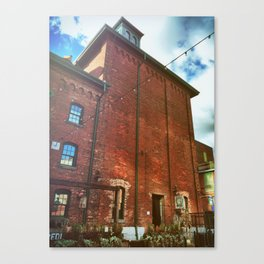 brick 1 Canvas Print