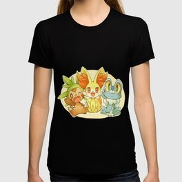 Frenniken Froakie Chespin T-shirt