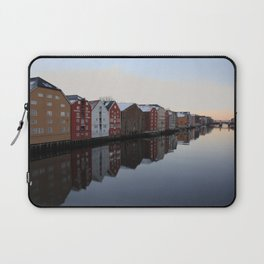 Norwegian reflections Laptop Sleeve