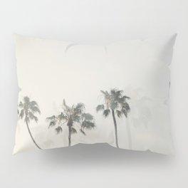 Double Exposure Palms 1 Pillow Sham