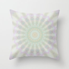 Silky Smooth Throw Pillow