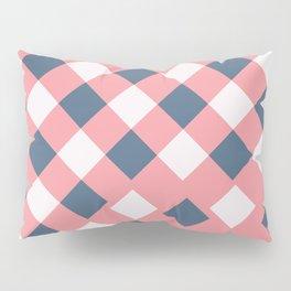 Pattern falloff Pillow Sham
