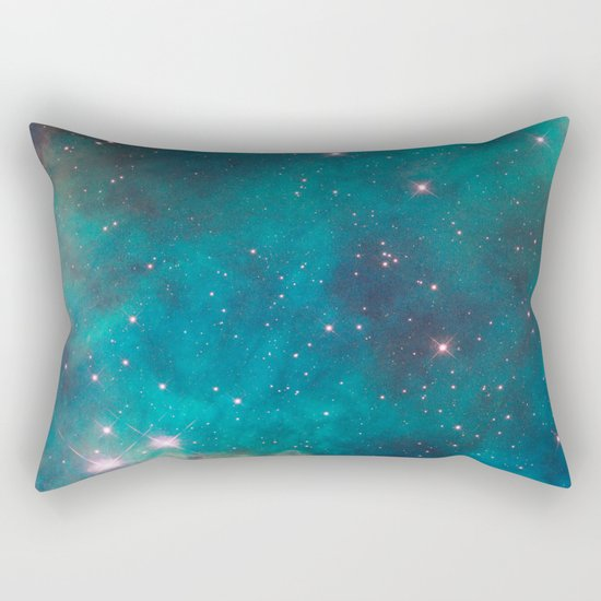 Space 03 Rectangular Pillow
