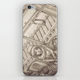 Passing Places iPhone Skin