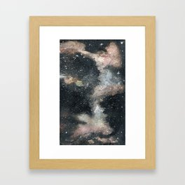 Untitled (Space) Framed Art Print