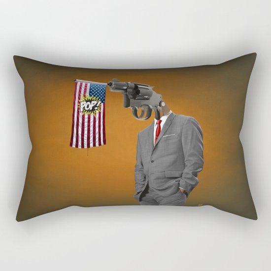 Second Rectangular Pillow