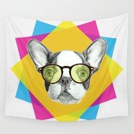 French Bulldog Wall Tapestry