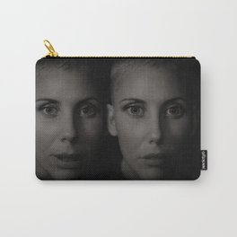 Twin sisters Carry-All Pouch