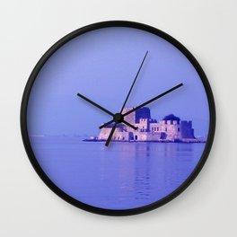 Nafplio Wall Clock