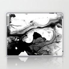Soft Black Marble  Laptop & iPad Skin