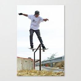 Boardslide II Canvas Print