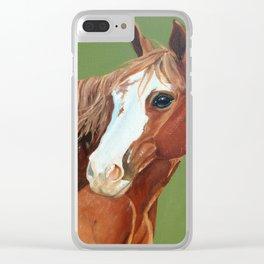 Skylar Clear iPhone Case